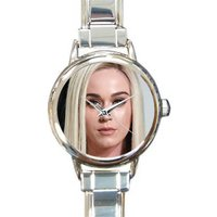 Katy Perry Italian Charm Watch Bracelet American Singer Add/Remove Links - Katy Perry Gifts
