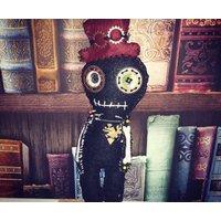Steampunk Voodoo Doll - Voodoo Doll Gifts