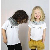 One heart kids tshirt  Peace and Love, Cute kids tshirt, Cool Kids shirt, Bob Marley, Good vibes only - Bob Marley Gifts