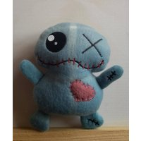 Voodoo doll, witches poppet, pincushion, zombie, divorce gift, heartbreak, UK - Voodoo Doll Gifts