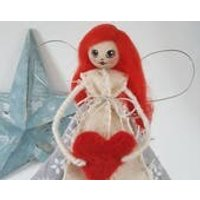 Scarlet fairy - Fairy Gifts
