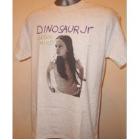 Dinosaur Jr Smoking Girl Printed T Shirt  Music Indie Rock  New W402 Mens Womens Tee - Smoking Gifts