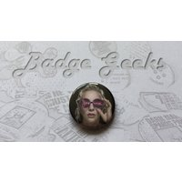 Lady Gaga, Joanne, Pinback Button Badge, 1/25mm, Geeky Badge, Badge Geeks, Novelty, Fun, Gift, Yarn Subscription - Lady Gaga Gifts