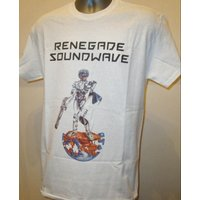 Renegade Soundwave Printed T Shirt  Music Electronic Breakbeat Dub  New W192 Mens Womens Tee - Electronic Gifts