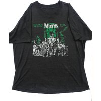 MISFITS EARTH AD 1983 original vintage t shirt Danzig Doyle - Misfits Gifts