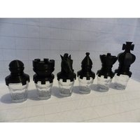 Drinking Game Chess Pieces. - Drinking Game Gifts