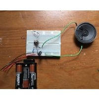 DIY Electronic Horn - Electronic Gifts
