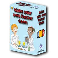 Build your own Buzzer Game - Build Your Own Gifts