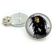 Bob Marley Lapel Pin, Reggae, Jamaica, Marley, Music, Rasta gift for him,gift for men,gift for boyfriend - Bob Marley Gifts