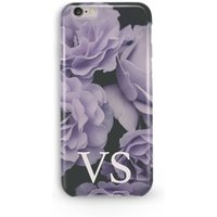 Lilac Floral Dark Bloom Phone Case - Lilac Gifts