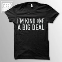 Im Kind Of A Big Deal Poker tshirt tee // funny tshirts / poker tee / poker shirt / poker lover gift - Poker Gifts