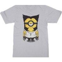 Wolverminion wolverine minions Adult Mens / Womens Tshirt - Wolverine Gifts
