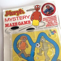 1982 BBC TV Morph Mystery Maze Game in Original Packaging - Morph Gifts