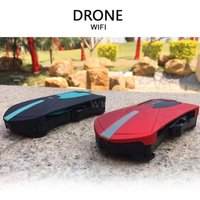 Best drones JY018 2.0MP Camera 1080P Wifi FPV Foldable Selfie Pocket Drone 6Axis Gyro RC Quadcopter Selfie Pocket Drone - Rc Gifts