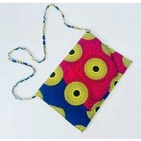Shoulderbag handmade in Africa  Nigeria, handbag, ankara bag, gifts for her / presents / christmas / birthday - Handbags Gifts