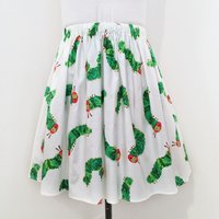 The Very Hungry Caterpillar Skirt - The Very Hungry Caterpillar Gifts