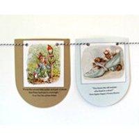 Nursery decor, Nursery gift, Nursery bunting, Beatrix Potter decor, Wall decor, Baby shower, Baby congratulations, First birthday gift - Beatrix Potter Gifts