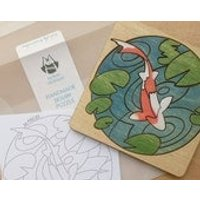 Handpainted original jigsaw puzzles  many designs, made to order - Jigsaw Gifts