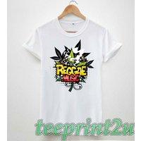 Reggae Music jazz bob marley Mens Unisex tee Tshirt tops - Bob Marley Gifts