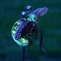 Echo Valley Dragonfly Decorative Stake