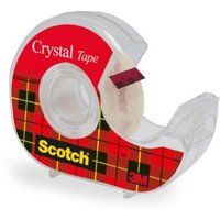 Scotch Crystal Clear Tape (L)25m (W)19mm