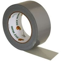 Duck Silver effect Duct Tape (L)25m (W)50mm