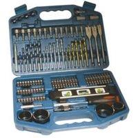 Makita 101 piece Mixed Drill bit Set.
