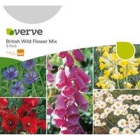 Verve British Wild Flower Seeds