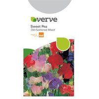 Verve Sweet Pea Seeds Old Fashioned Scented Mix at B&Q DIY
