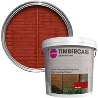 'Colours Timbercare Red Cedar Fence & Shed Wood Stain  9l