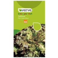 Verve Lettuce Seeds  Red Salad Bowl Mix