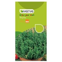 Verve Thyme Seeds  Common Herb Mix