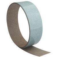 Gloss Cracked glass effect Worktop edging tape (L)1500mm