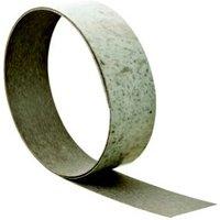 White Cashmere Stone effect White Worktop edging tape (L)3000mm
