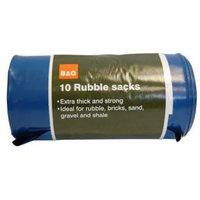B&Q Rubble sack
