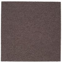 Colours Walnut Walnut effect Carpet tile