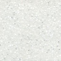 Earthstone Matt Nordic White Stone effect Straight Worktop edging strip (L)0.98m