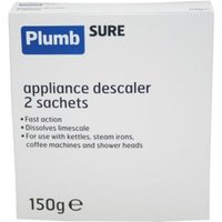 Plumbsure Appliance Descaler  75G