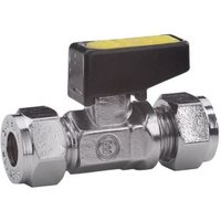 Compression Gas Lever Valve (Dia)10mm