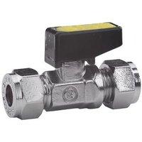 Compression Gas Lever Valve (Dia)15mm