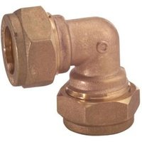 End feed Elbow (Dia)15mm  Pack of 20