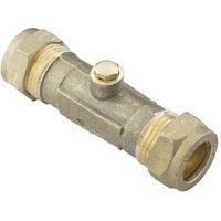 Compression Double Check valve (Dia)15mm
