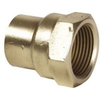Plumbsure Solder Ring Connector (Dia)15mm