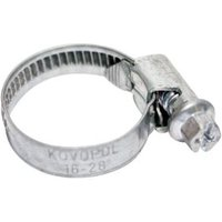 Plumbsure Hose Clip (Dia)25mm  Pack of 20