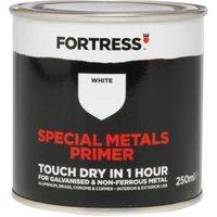 Fortress White Special metals Primer 0.25L