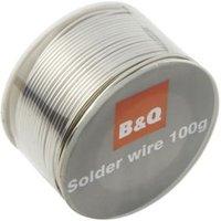 Solder wire 100g.