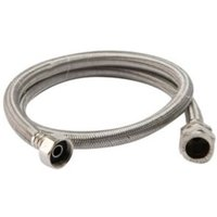 Flexible Tap Connector  (Dia)22mm (Dia)3/4 (L)1m