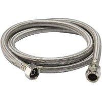 Flexible Tap Connector  (Dia)22mm (Dia)3/4 (L)1.5m