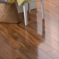 Colours Dolce Natural Walnut effect Laminate flooring  1.19m² Pack