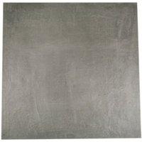 Cementina Anthracite Porcelain Floor Tile  Pack of 3  (L)600mm (W)600mm